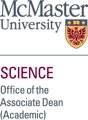 Faculty of Science Associate Dean of Academic Logo
