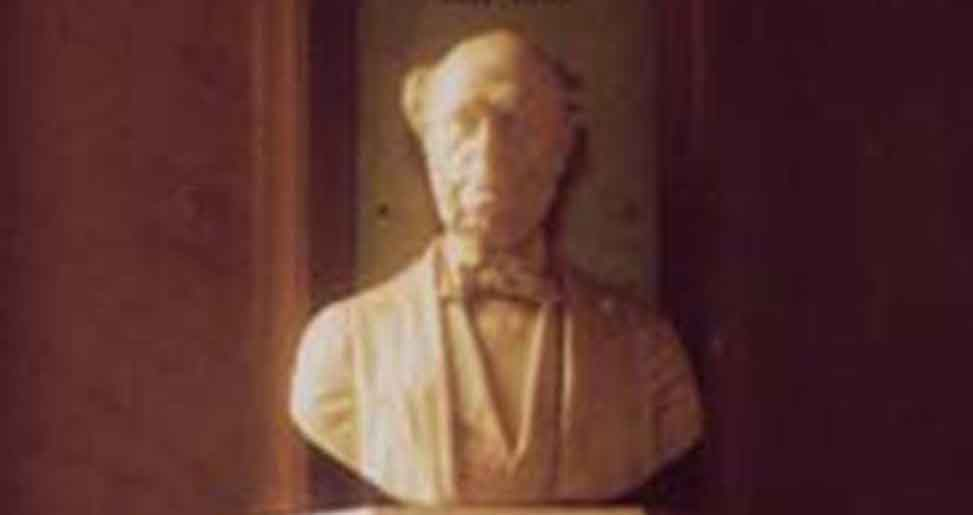 William McMaster bust statue