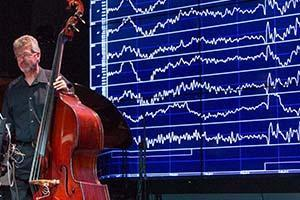 Image of performance in LIVELab facility at McMaster