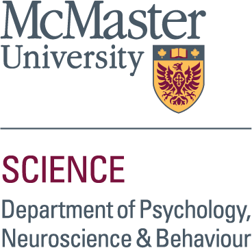 Department of Psychology, Neuroscience, & Behaviour Logo