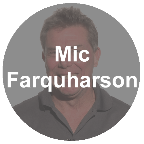 Mic Farquharson Photo
