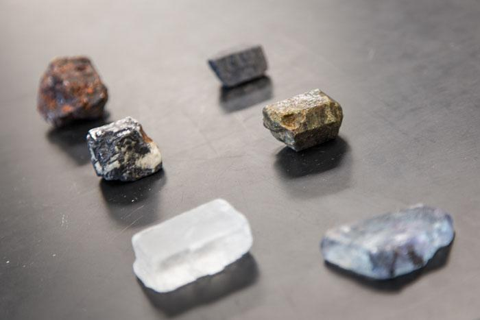 Rock and Mineral Samples