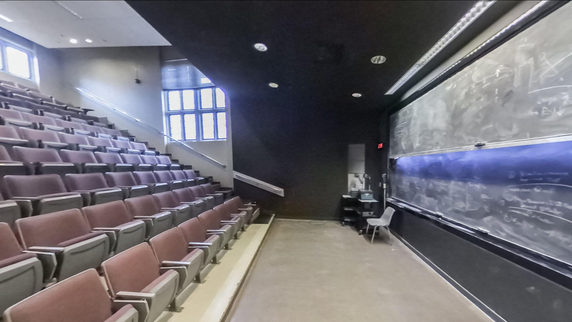 MATH LECTURE HALL