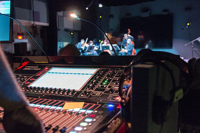 LIVELab Sound and Lighting Control