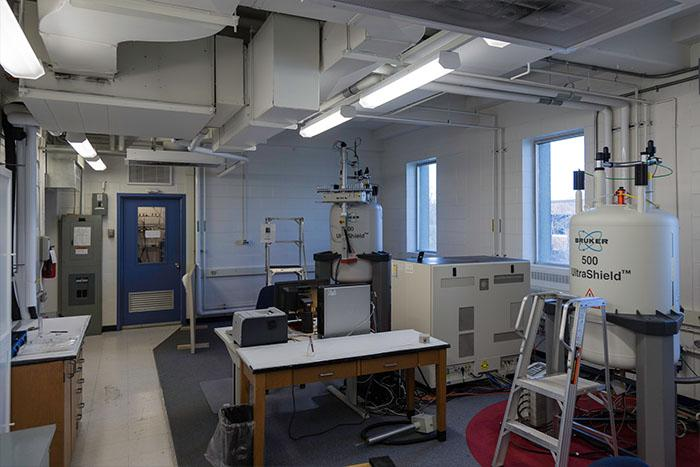 Nuclear Magnetic Resonance Lab
